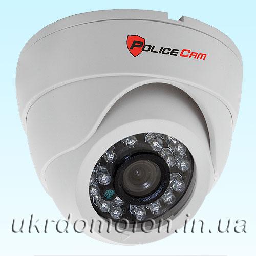 Камера видеонаблюдения с датчиком движения для улицы
