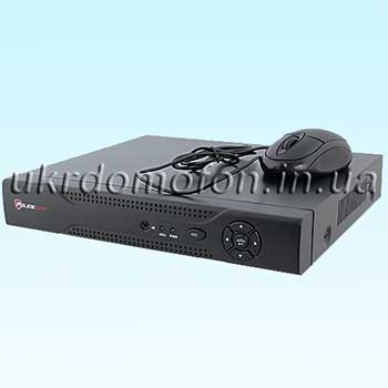 DVR-6604AHD2MP PoliceCam
