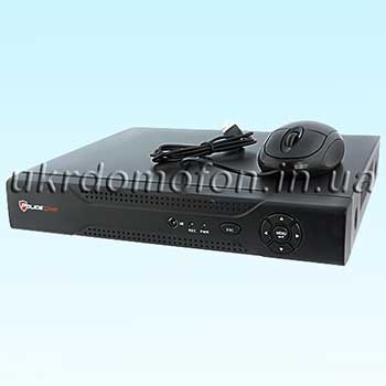 DVR-6616AHD2MP PoliceCam