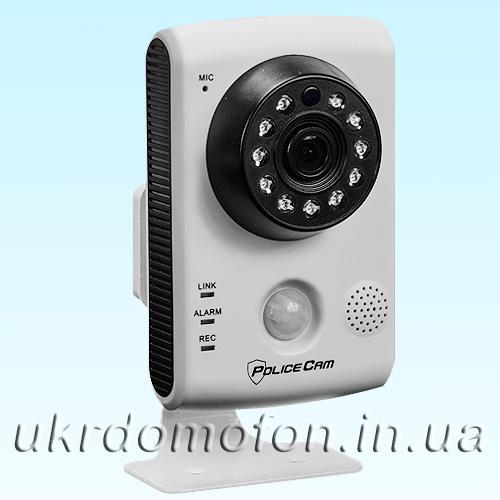 Ip wifi беспроводная камера видеонаблюдения настройка