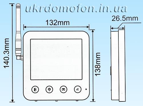 GSM модуль для домофона Кенвей