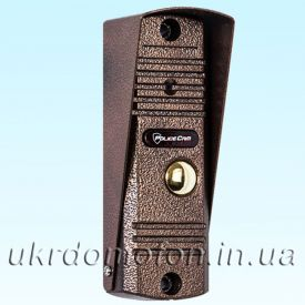 Вызывная панель PoliceCam PC-201 AHD Brown