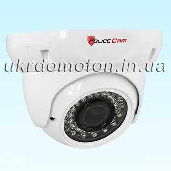 PC-312AHD1.3MP W PoliceCam