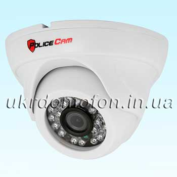 PC-368AHD1.3MP W PoliceCam