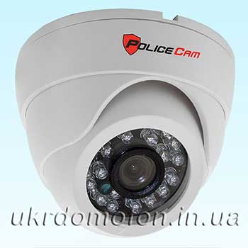 PC-371AHD2MP W PoliceCam