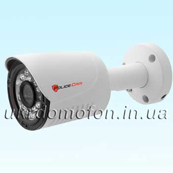 PC-512 AHD1.3MP 4in1 PoliceCam