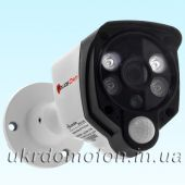 PIR IP видеокамера PoliceCam IPC-625 F PIR+LED IP 1080P