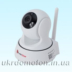 IP WIFI видеокамера PC-6022 RUBBI 2Mp PoliceCam