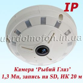 Панорамная IP камера PC-339IP PoliceCam