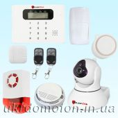 Охранная сигнализация GSM 30С Video Alarm Wally