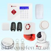 Охранная сигнализация  GSM 66А Video Alarm Wally PoliceCam