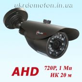 AHD видеокамера PC-400AHD1MP PoliceCam